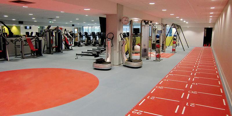 Pardoseli pentru sali de sport PAVIGYM - Poza 14