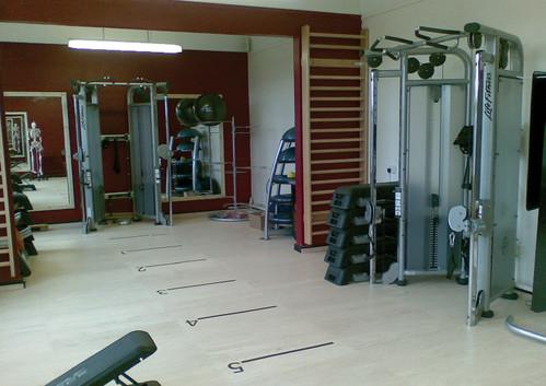 Pardoseli pentru sali de sport PAVIGYM - Poza 17