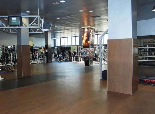 Pardoseli pentru sali de sport  PAVIGYM - Poza 3