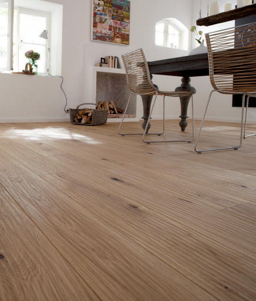 Parchet din lemn masiv BAUWERK Parkett - Poza 5