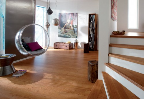 Parchet din lemn masiv BAUWERK Parkett - Poza 1