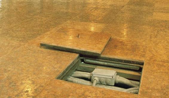 Pardoseli suprainaltate pentru interior cu sistem de incalzire NESITE - Poza 8