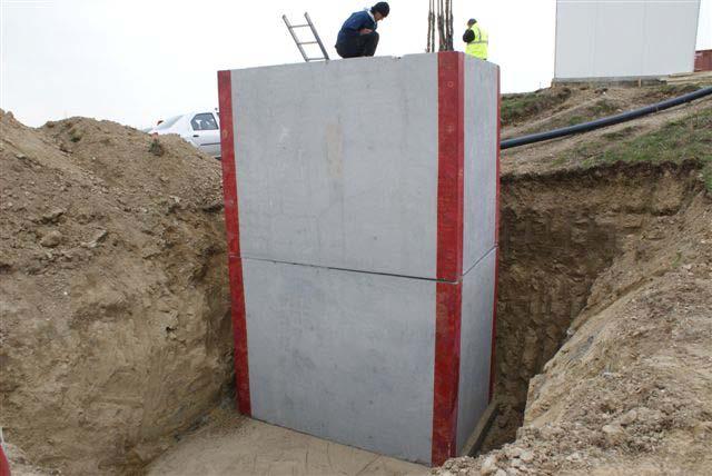 Camine rectangulare SW UMWELTTECHNIK - Poza 15