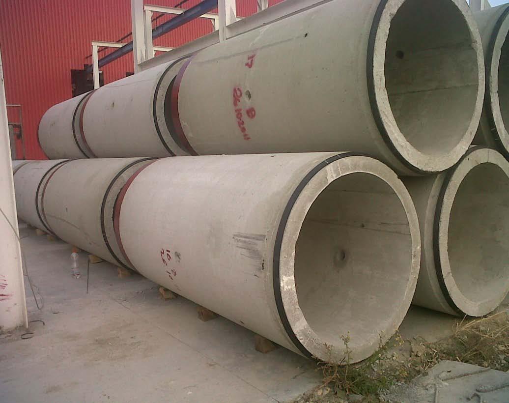 Tuburi pentru subtraversari din beton armat - Proiect subtraversare Baneasa SW UMWELTTECHNIK - Poza 1
