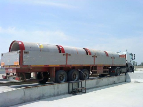 Lucrari, proiecte Tuburi pentru subtraversari din beton armat - Proiect subtraversare Baneasa SW UMWELTTECHNIK - Poza 2