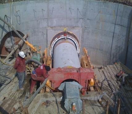 Lucrari, proiecte Tuburi pentru subtraversari din beton armat - Proiect subtraversare Galati SW UMWELTTECHNIK - Poza 2