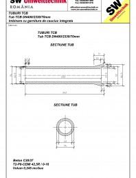 Tub TCB DN400 L2,3m