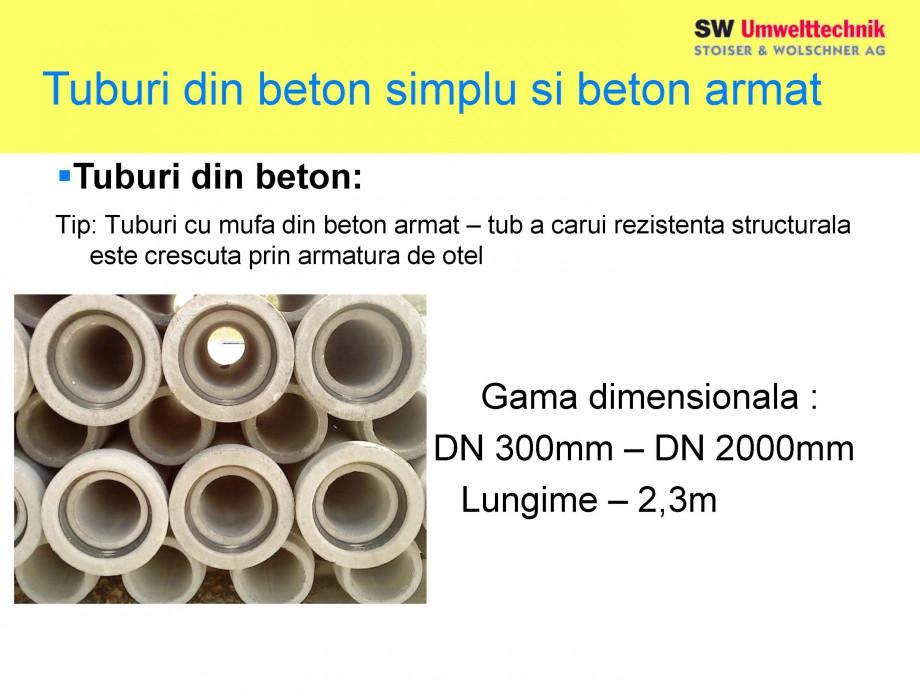 Pagina 9 - Elemente pentru sisteme de canalizare SW UMWELTTECHNIK Catalog, brosura Romana
