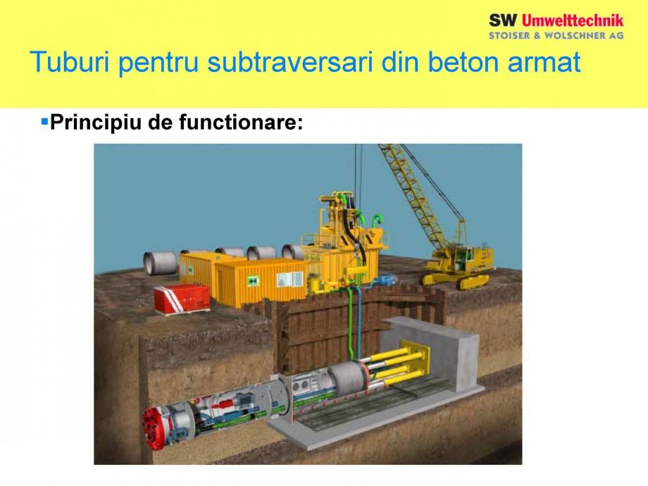 Pagina 18 - Elemente pentru sisteme de canalizare SW UMWELTTECHNIK Catalog, brosura Romana