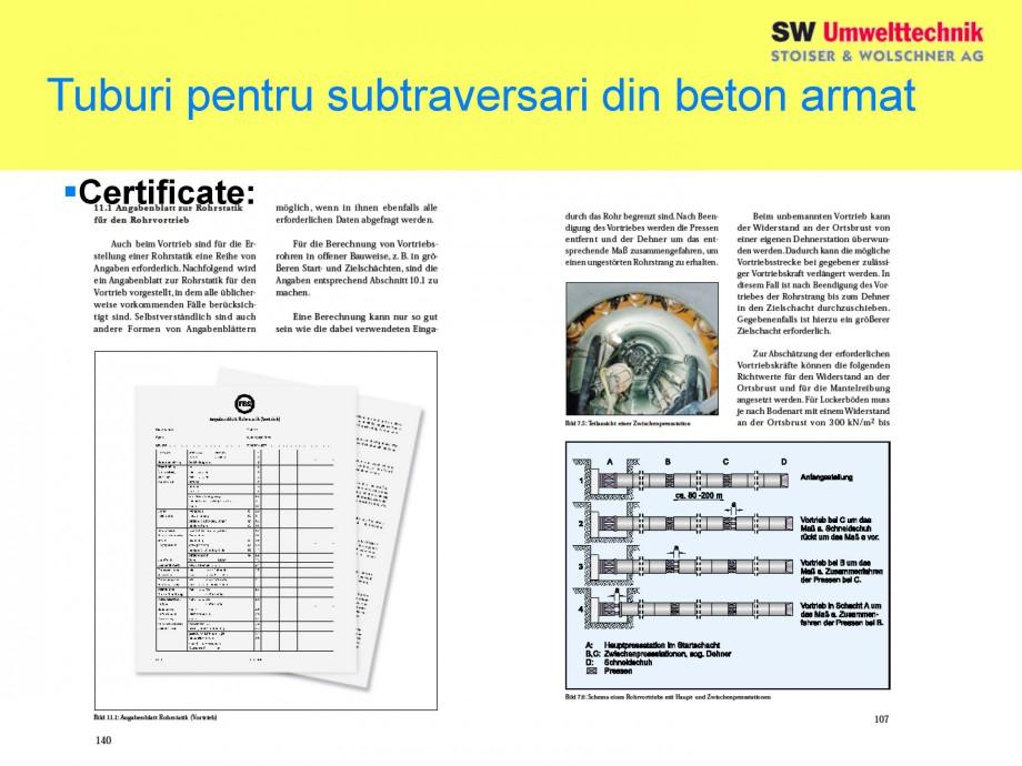Pagina 22 - Elemente pentru sisteme de canalizare SW UMWELTTECHNIK Catalog, brosura Romana