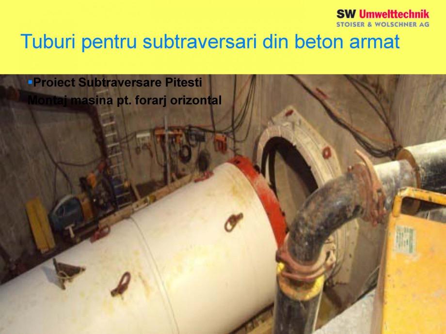 Pagina 28 - Elemente pentru sisteme de canalizare SW UMWELTTECHNIK Catalog, brosura Romana