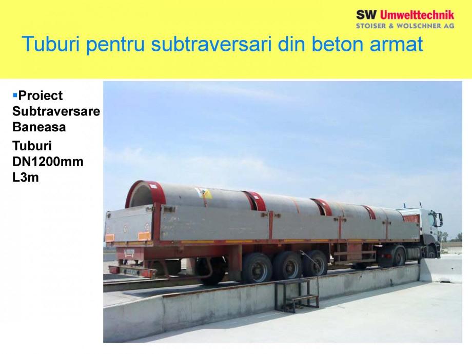 Pagina 35 - Elemente pentru sisteme de canalizare SW UMWELTTECHNIK Catalog, brosura Romana