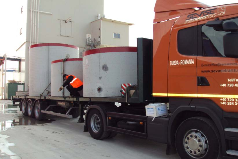 Bazine din beton armat SW UMWELTTECHNIK - Poza 8