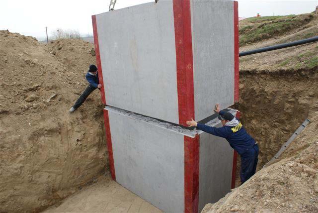 Bazine din beton armat SW UMWELTTECHNIK - Poza 9