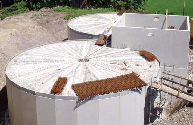 Bazine din beton armat SW UMWELTTECHNIK - Poza 16