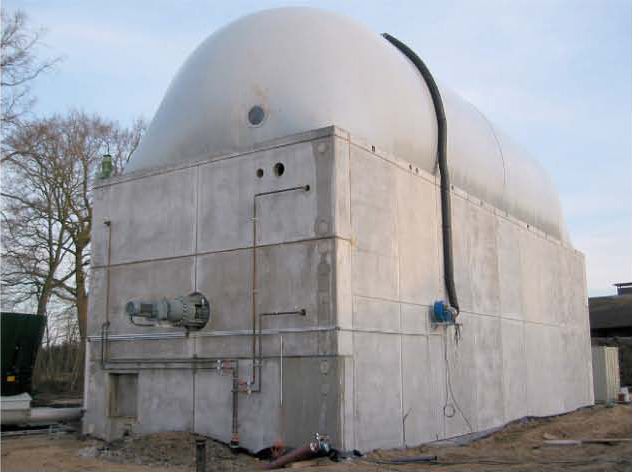 Bazine din beton armat SW UMWELTTECHNIK - Poza 17