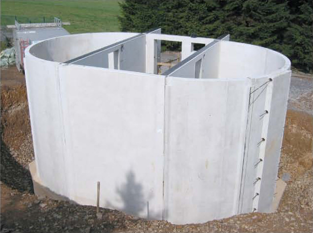 Bazine din beton armat SW UMWELTTECHNIK - Poza 18