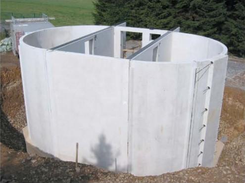Prezentare produs Bazine din beton armat SW UMWELTTECHNIK - Poza 18
