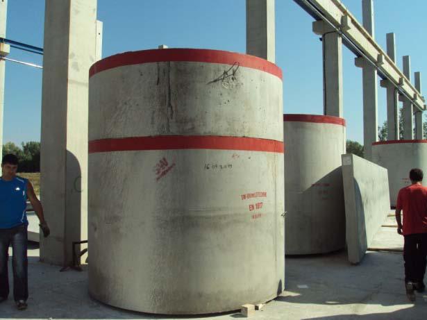 Bazine din beton armat SW UMWELTTECHNIK - Poza 7