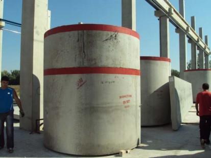 Bazine din beton armat / Bazin din beton armat