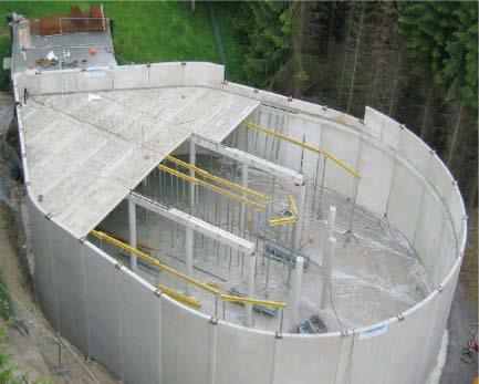 Prezentare produs Bazine din beton armat SW UMWELTTECHNIK - Poza 29