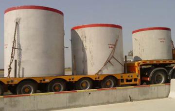 Bazine din beton armat Bazinele din beton armat pot fi utlilizate: ca rezervoare de colectare; sisteme tubulare ca si camine;rezervoare de retentie; separatoare; statii de epurare.