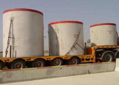 Bazine si rezervoare din beton armat SW UMWELTTECHNIK