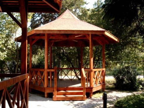 Lucrari de referinta Amenajari de peisagistica, Baneasa Parc  - Poza 2