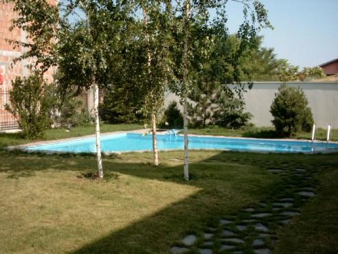 Lucrari de referinta Amenajari de peisagistica, Baneasa Vlad  - Poza 3