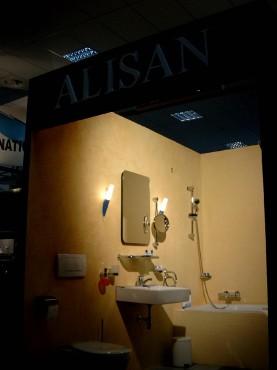 Lucrari de referinta Design interior, Stand Alisan  - Poza 1