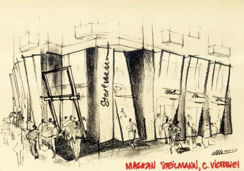 Lucrari, proiecte Spatiu comercial Romarta Steilmann  - Poza 9