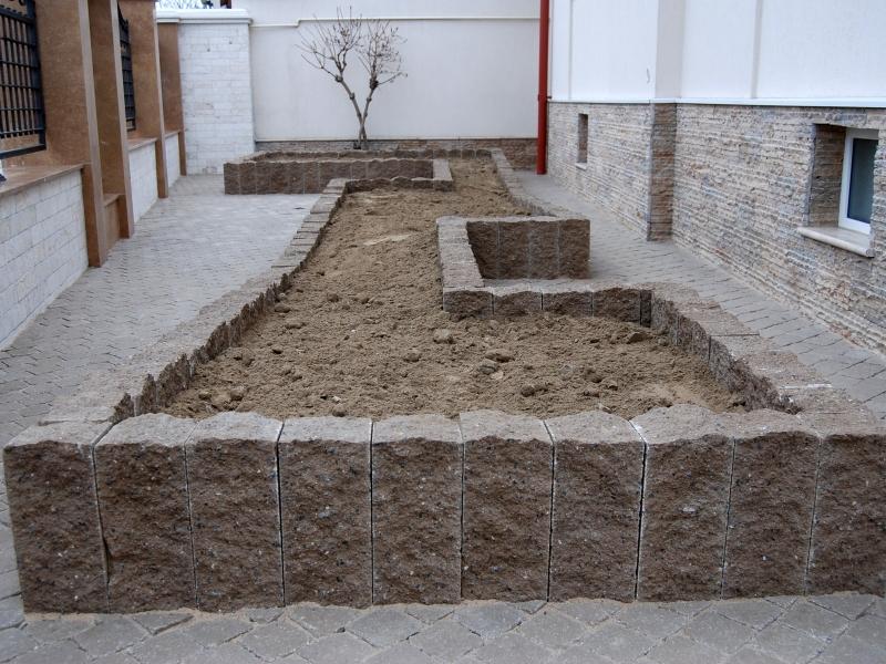 Palisade din beton ELIS PAVAJE - Poza 289