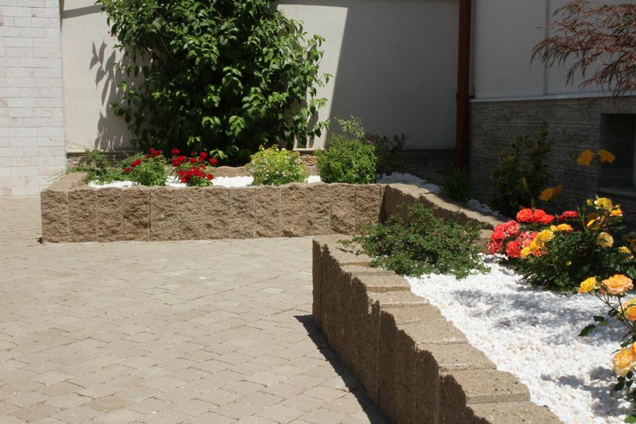 Palisade din beton ELIS PAVAJE - Poza 288