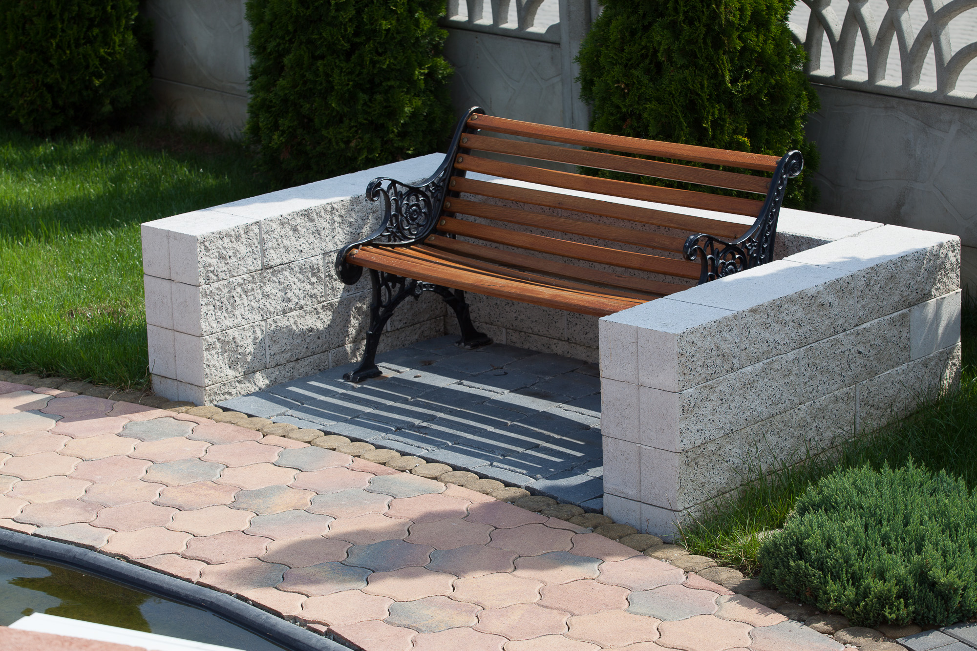 Elemente decorative din beton ELIS PAVAJE - Poza 13