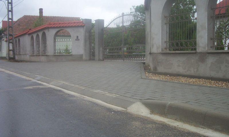Bordura carosabila din beton ELIS PAVAJE - Poza 81