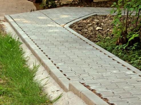 Prezentare produs Bordura din beton ELIS PAVAJE - Poza 90
