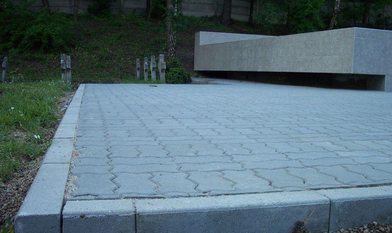 Bordura din beton ELIS PAVAJE - Poza 88