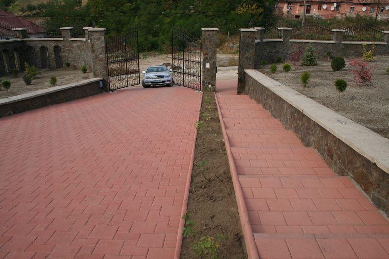 Bordura din beton ELIS PAVAJE - Poza 91