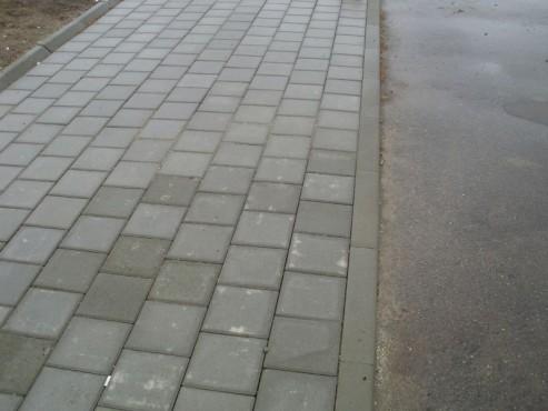 Prezentare produs Bordura din beton ELIS PAVAJE - Poza 94