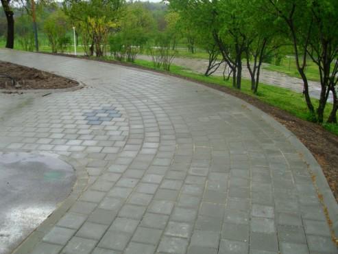 Prezentare produs Bordura din beton ELIS PAVAJE - Poza 95