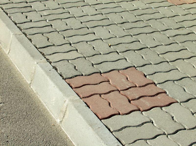 Bordura semicarosabila din beton ELIS PAVAJE - Poza 96