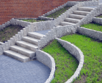 Pavele si borduri din beton pentru pavaje exterioare - ELIS PAVAJE