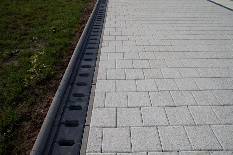Rigole din beton pentru zonele cu trafic pietonal redus ELIS PAVAJE - Poza 2