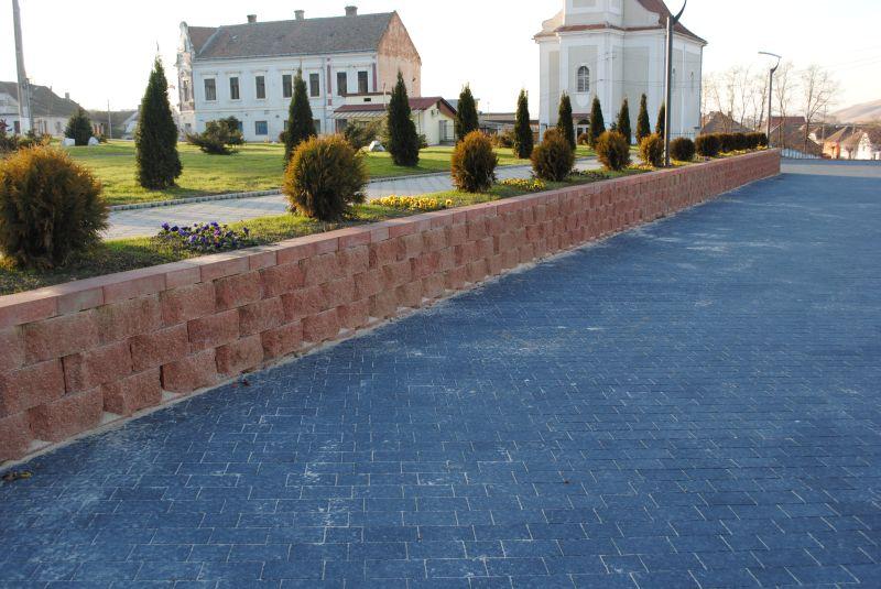 Blocheti din beton de inalta rezistenta ELIS PAVAJE - Poza 37