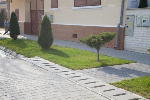 Prezentare produs Capac pentru rigola carosabila ELIS PAVAJE - Poza 1