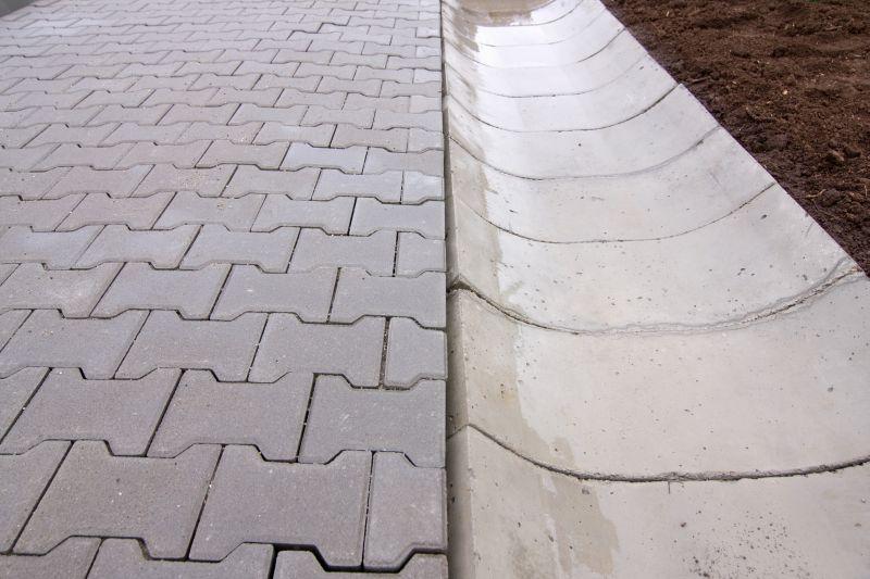 Sant trapezoidal prefabricat din beton ELIS PAVAJE - Poza 21