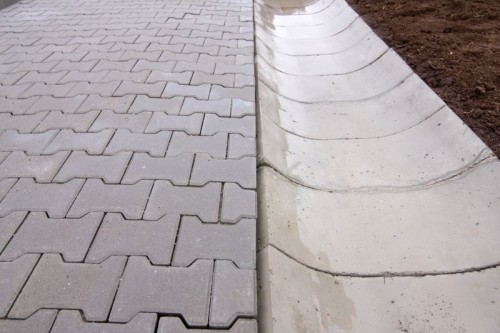 Prezentare produs Sant trapezoidal prefabricat din beton ELIS PAVAJE - Poza 21