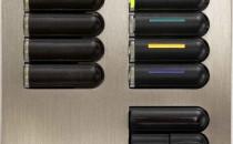 Sisteme de comutatie, control si comanda, variatoare electronice de intensitate luminoasa Tehnologia automatizarii trebuie sa simplifice felul de a trai, sa protejeze, sa ofere confort si sa creeze mai mult timp liber. Sistemele de control, comanda si comutatieGrafik Eye, Homeworks siTotal Home Tehnology fac aceasta tehnologie practica si usor de folosit prin integrarea armonioasa a sistemelor de: control lumina, jaluzele si draperii; securitate si intercomunicare; control temperatura si ventilatie; distributie audio-video; home-theatre; conectarea la Internet.