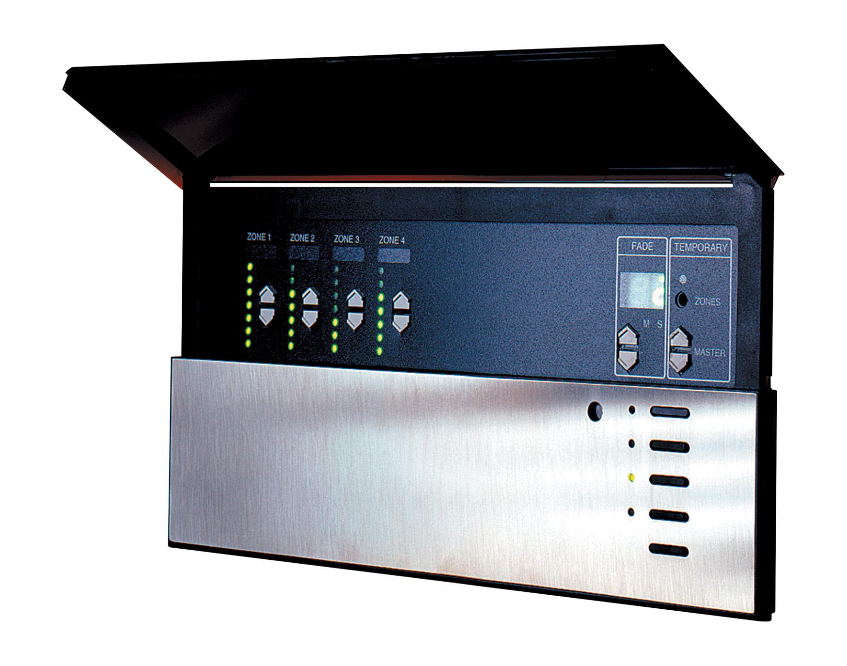 LUTRON, CRESTRON, AMX - Puncte de comanda (Keypad-uri) cu intrerupator ON/ OFF sau ecran LCD CRESTRON - Poza 2