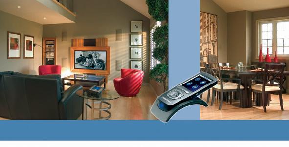 LUTRON, CRESTRON, AMX - Telecomenzi/ comanda wireless cu IR/ Radio Frecventa CRESTRON - Poza 1